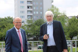 Josef Mederer, Jürgen Salzhuber